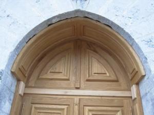 Puerta iglesia Ondarroa 6
