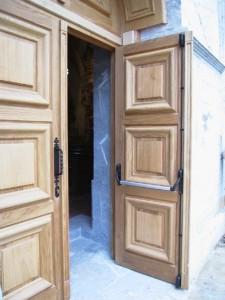 Puerta iglesia Ondarroa 9