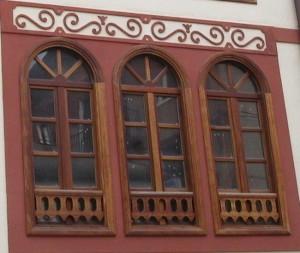 ventanal casa zaldibar